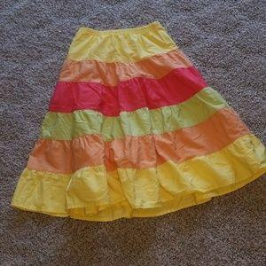 Gymboree long skirt